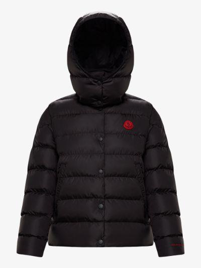 Gatope hooded puffer jacket