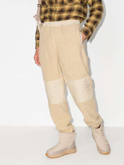 2 Moncler 1952 fleece track pants