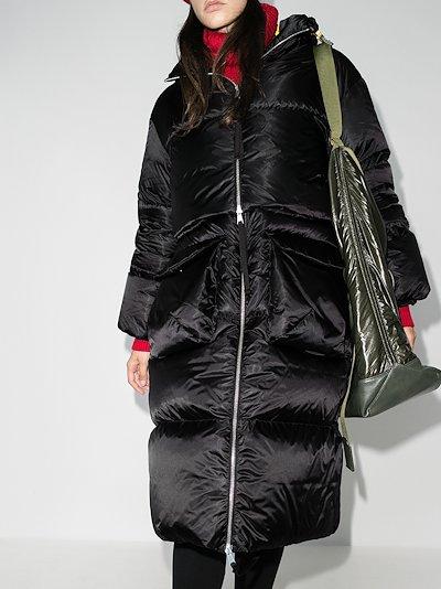 2 Moncler 1952 Yushi puffer coat
