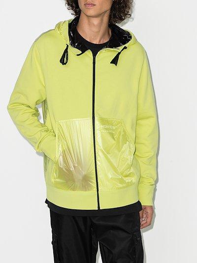 5 Moncler Craig Green clear pocket hoodie