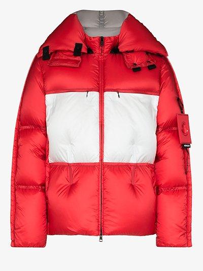 5 Moncler Craig Green feather down puffer jacket