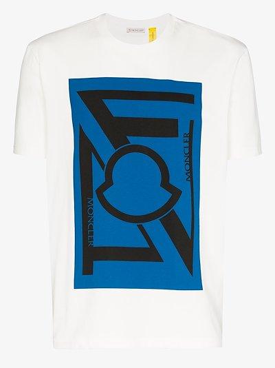 5 Moncler Craig Green logo print T-shirt