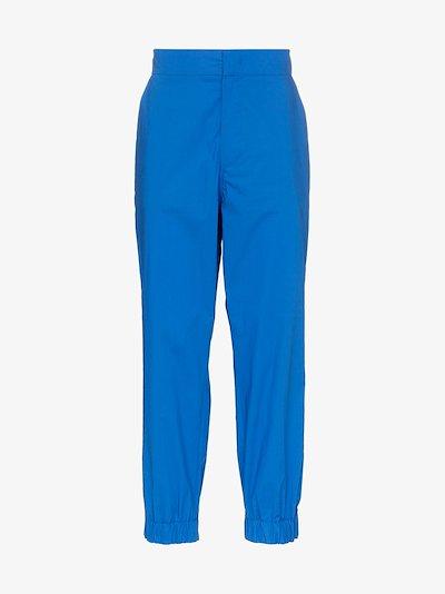 5 Moncler Craig Green poplin track pants
