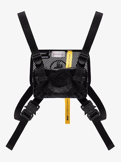 6 Moncler 1017 ALYX 9SM black handwarmer vest