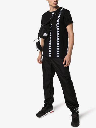 7 Moncler Fragment Chains Cotton T-Shirt