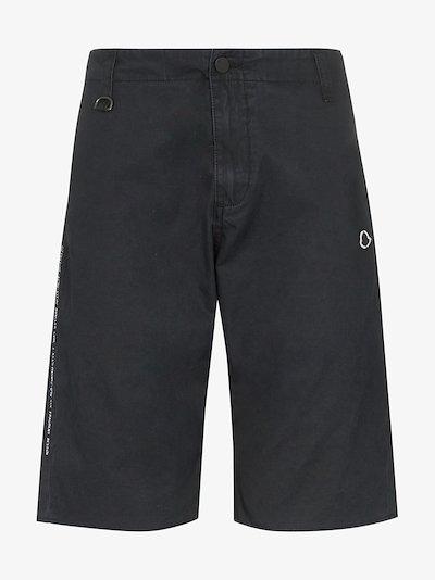 7 Moncler Fragment cotton cargo shorts