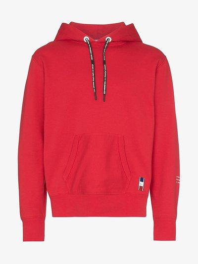 7 Moncler Fragment logo hoodie