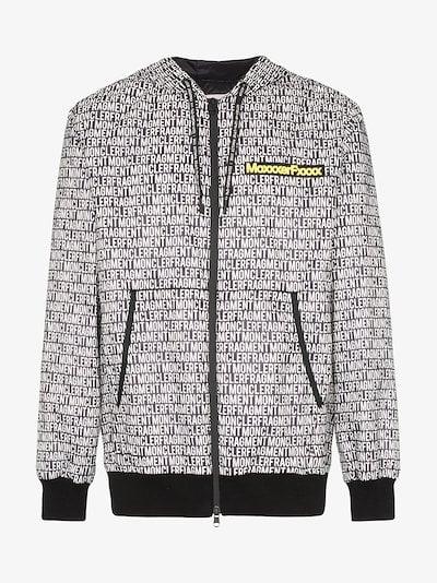 7 Moncler Fragment logo jacket