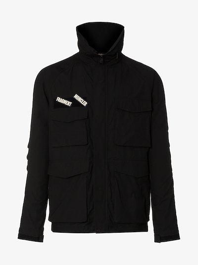 7 Moncler Fragment pocket detail jacket