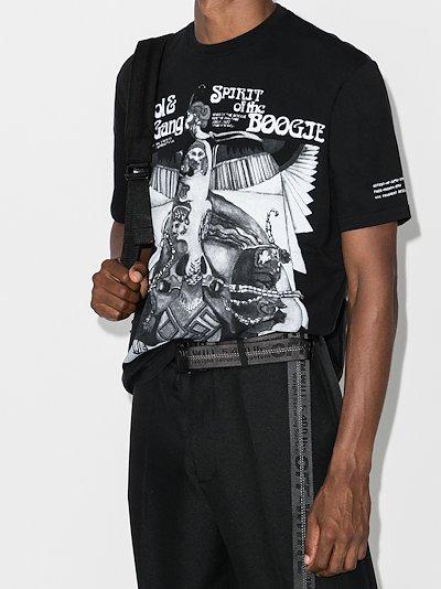 7 Moncler Fragment printed cotton T-shirt
