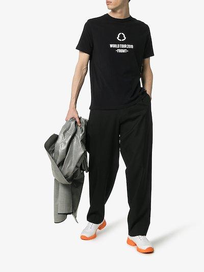 7 Moncler Fragment World Tour T-shirt