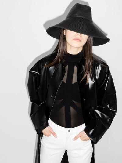 black 6 Moncler 1017 ALYX 9SM bucket hat