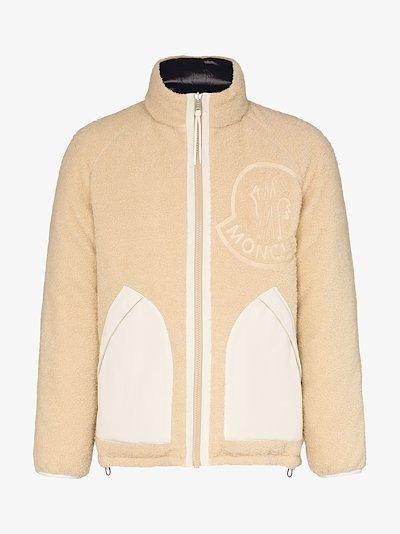 Chalon logo jacket
