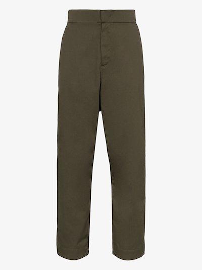 X Craig Green straight leg trousers