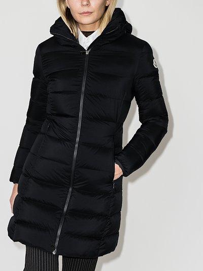 Gie hooded puffer coat