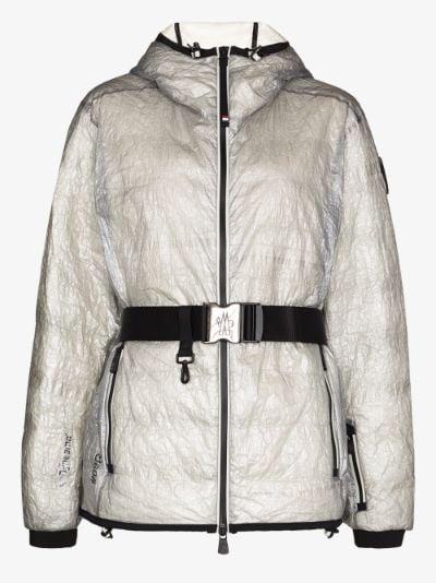 Vezelay hooded puffer jacket