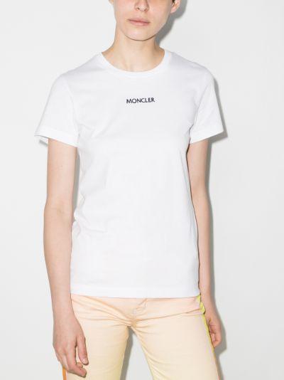 Maglia logo cotton T-shirt