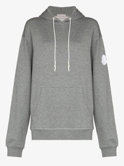 Maglia logo hoodie