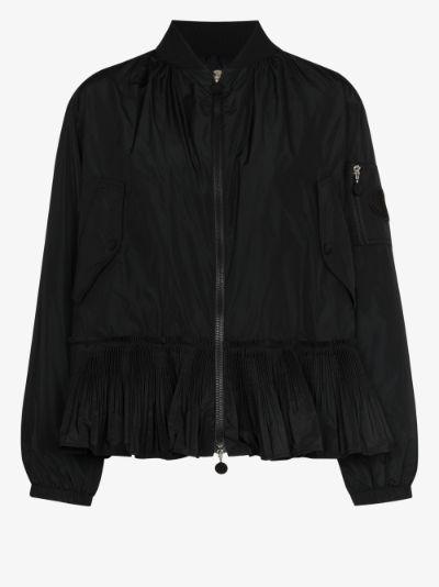 Mirac padded bomber jacket