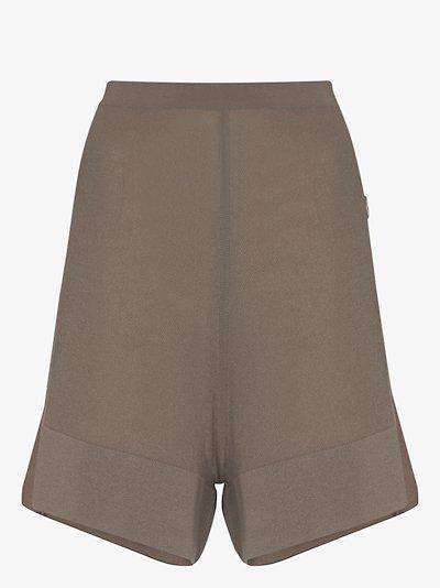 Sisy knit boxer shorts
