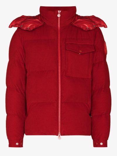 Vignemale Corduroy Padded Jacket
