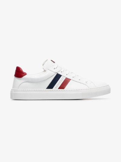 white Leni leather sneakers