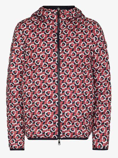 Zois reversible padded jacket