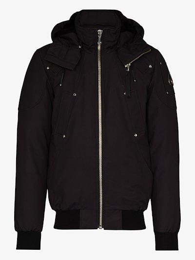 Biencourt padded bomber jacket