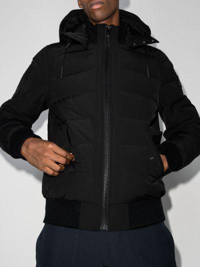 Rocher padded bomber jacket