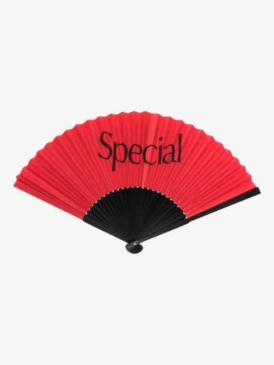 red Special print fan