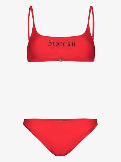 Special print bikini