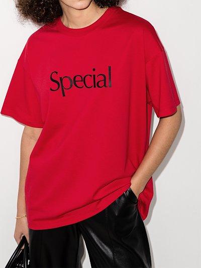 Special print T-shirt