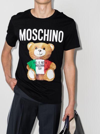 Large Teddy Bear Cotton T-Shirt
