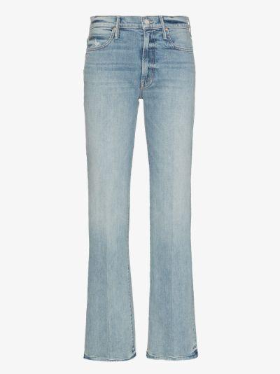 The Kick It straight leg jeans