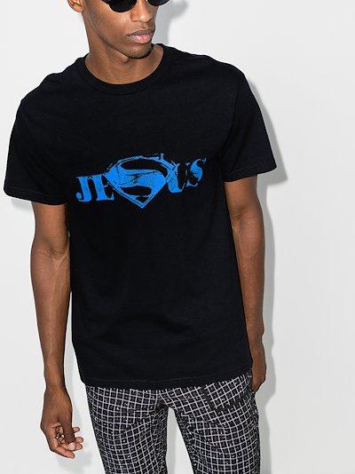 X Homecoming printed cotton T-shirt