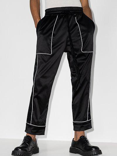 Courtside Stallion track pants