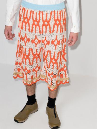 Tobi Crochet Shorts
