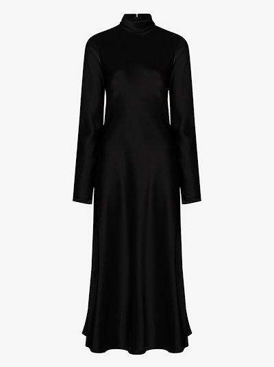 ashlee slip maxi dress