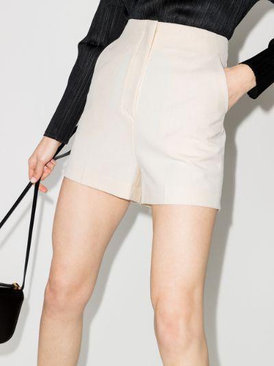 Daira high waist shorts