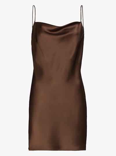 Lotti fitted mini dress