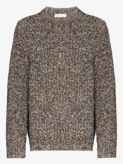 Virote crew neck sweater
