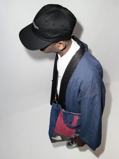 Black Dad cap