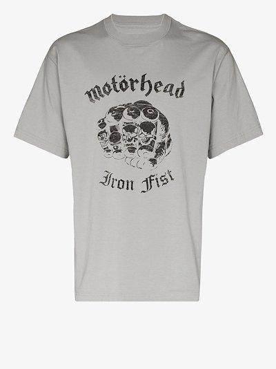 X Motörhead Americaaaagh printed T-shirt