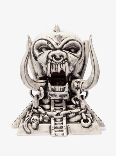 X Motörhead black incense chamber