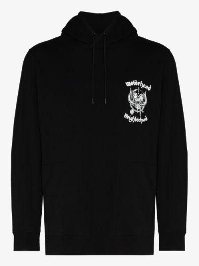 X Motörhead Everything Louder printed hoodie