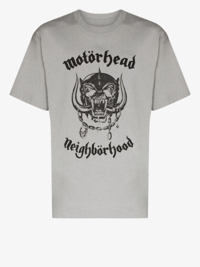 X Motörhead Everything Louder printed T-shirt