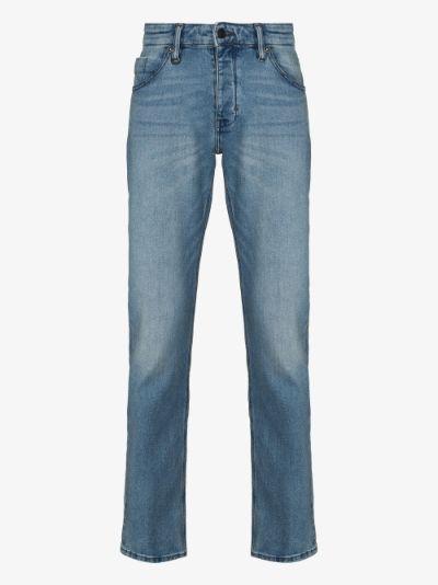 Lou Slim Sullivan straight leg jeans