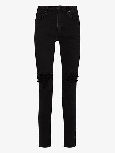 Rebel slim fit jeans
