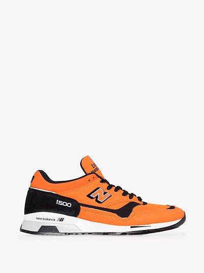 Orange M1500 sneakers