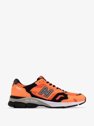 Orange M920NEO low top sneakers